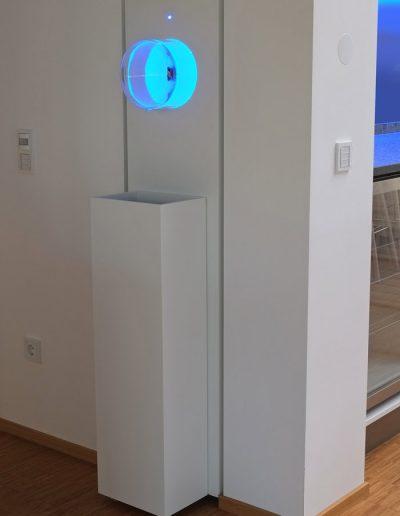 Design-Wasserspender für Arztpraxen