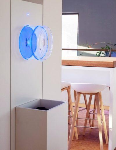 Design-Wasserspender für Büroküchen und Aufenthaltsräume