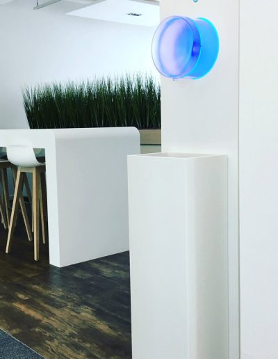 Design Wasserspender für die Gastronomie und Kantine